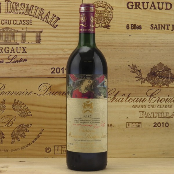 1985 Chateau Mouton Rothschild