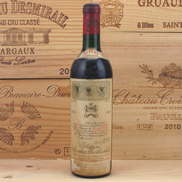1964 Chateau Mouton Rothschild